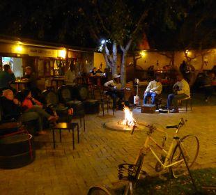 Lagerfeuer und Livemusik Etosha Safari Camp