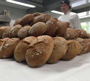 Herrlich duftendes Brot aus dem Vinschgau Hotel Hanswirt