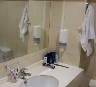 Badezimmer superior Zimmer  Eurohotel Katrin Hotel & Bungalows