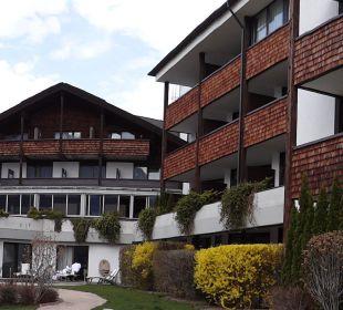 Außenansicht Beauty & Wellness Resort Hotel Garberhof
