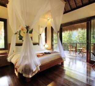 Bedroom Hotel Nandini Bali Jungle Resort & Spa