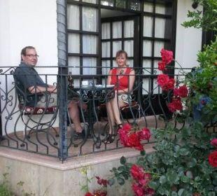 Balkon von Zimmer Hotel Anatolia Resort