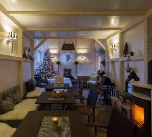Bergidylle - Wintergarten Kaminlounge Bergidylle Harz - Suites