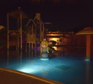 Kinderpool im Hotel  Jungle Aqua Park