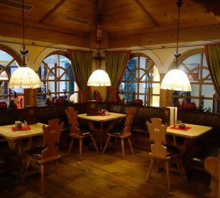 Schöne Ecken - toll eingerichtet Leading Family Hotel & Resort Alpenrose