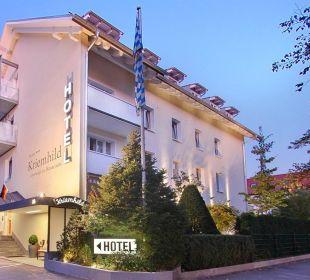 Profilbild nach Renovierung Hotel Kriemhild am Hirschgarten