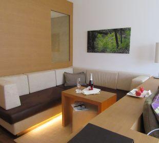 Wohnecke Hotel Tauern Spa Zell am See-Kaprun