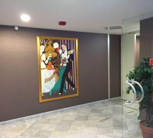 Bilder überall im Hotel MONDI-HOLIDAY First-Class Aparthotel Bellevue