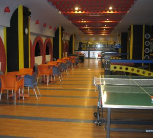 Gameroom - Spielzimmer Hotel Oleander