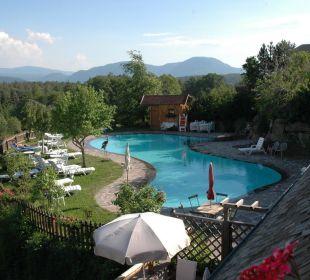 Der Pool Hotel Lichtenstern