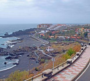 Aussicht auf Strand  Aparthotel El Cerrito