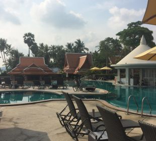 Poolbar Samui Buri Beach Resort & Spa