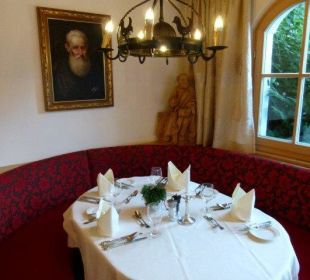 Frühstückszimmer Edelweiss Grossarl - Der Stern in den Alpen