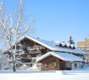 Das Hotel Mühlenhof am Neujahrstag Hotel Mühlenhof