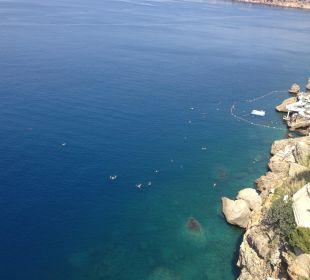 Ausblick Suite Hotel Divan Antalya Talya
