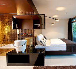 Room gold Nala individuellhotel