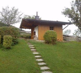Grillhäuschen Oberulpointhof