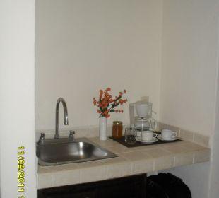 Kleine Kochnische Hotel Posada Riviera del Sol