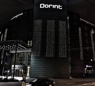 Nacht Hotel Dorint an der Messe Köln