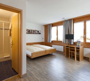 Zimmer Hotel Edelweiss