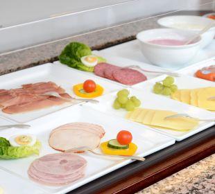 Frühstücksbuffet Hotel Noy