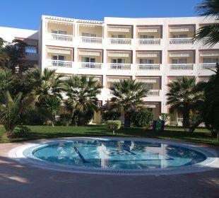 Kinderpool Hotel Vincci Marillia