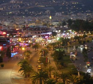 Alanya at night smartline Kaptan