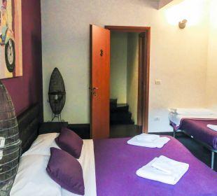 Zimmer Hotel Globetrotter