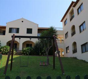 Gartenanlage Hotel Corfu Pelagos