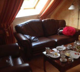 Frühstück  Hotel The Lakeside