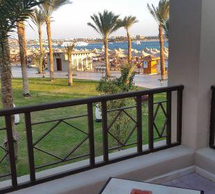 Balkon Hotel Iberotel Makadi Beach