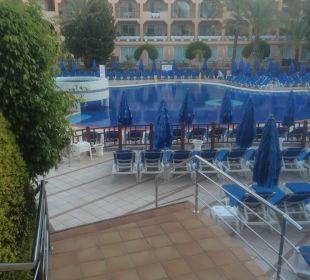 Poolbereich Hotel Mirador Maspalomas Dunas