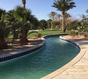Lazy River Steigenberger Al Dau Beach Hotel
