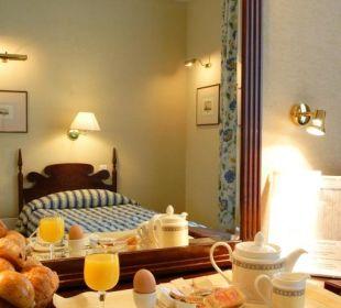 Chambre avec petit déjeuner Hotel Gounod Nice