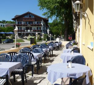 Ausblick Haus 2 Hotel Luitpold am See 1&2