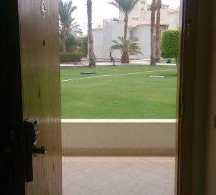 Blick zur Tür