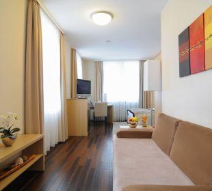 Doppelzimmer Hotel Merkur