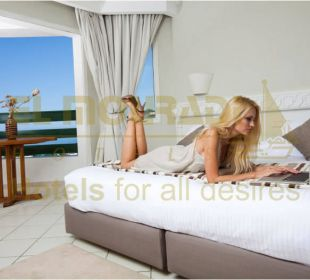 Chambre supérieure Hotel El Mouradi Palm Marina
