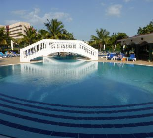 Poolanlage Hotel Quinta Avenida Habana
