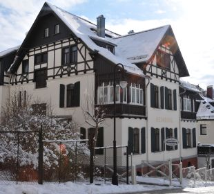 Winterlich Hotel-Pension Heimburg