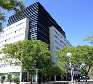 Das Hotel Hotel H10 Marina Barcelona