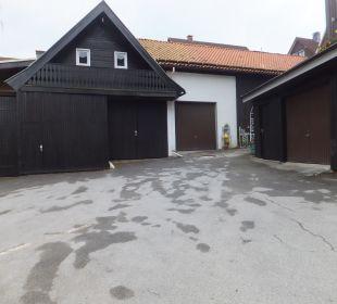 Parkplatz Bergidylle Harz - Suites