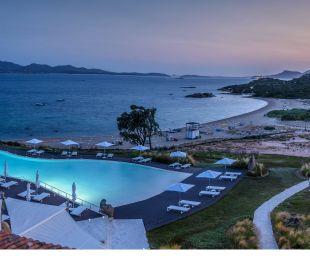 Vista Esterna CalaCuncheddi Resort & Marina