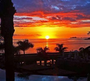 Puesta del sol Lopesan Villa del Conde Resort & Spa