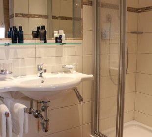 Dusche Appartement Rendl Haus Buchhammer