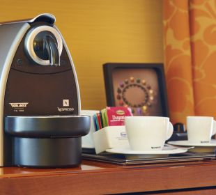 Nespresso / Tee Service Small Luxury Hotel Das Tyrol