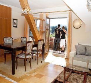 Penthouse bis zu 6 Personen Hotel Kärntnerhof