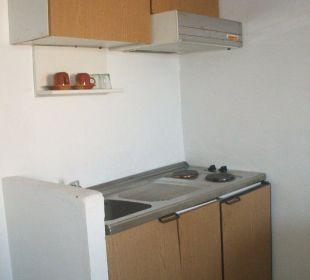 Küchenzeile zum kochen oder krank werden Hotel Sousse Residence