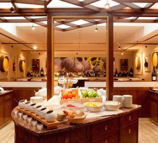 Frühstücksbuffet Steigenberger Hotel Thüringer Hof