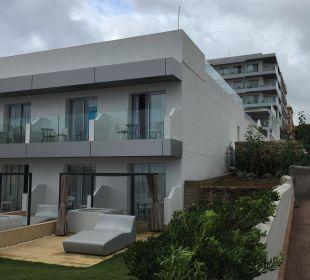 Hotelansicht von Strandpromenade Mar Azul PurEstil  Hotel & Spa